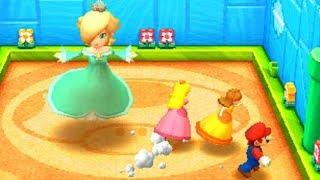 Mario Party The Top 100 - Survival Minigames