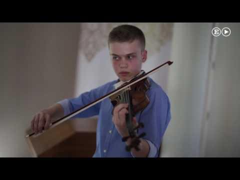 Jaime Maceira, promesa del violín español | Madrid