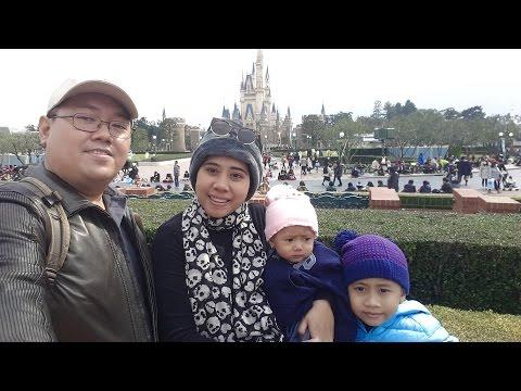Family Japan (Tokyo) Trip 27 February - 4 March 2016 ORIGINAL