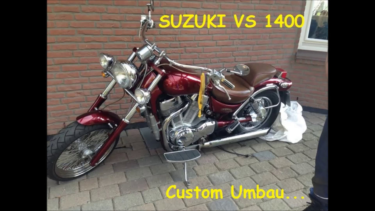 suzuki intruder vs 1400 custom lmc youtube. Black Bedroom Furniture Sets. Home Design Ideas
