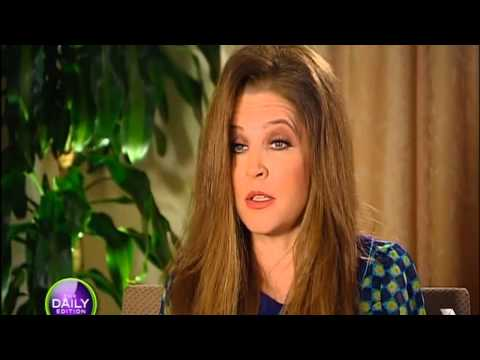 Lisa Marie Presley interview 2015 - The Daily Edition - Yahoo