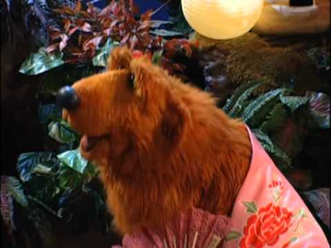 bear in the big blue house - goodbye song (full cast version