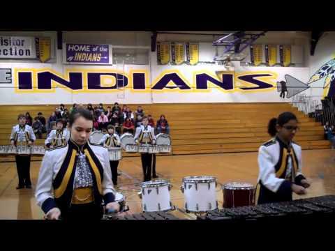 Wells Middle School Drumline Armijo 2011