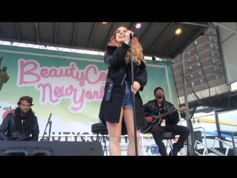 JoJo - Say Love (LIVE BeautyCon NYC)
