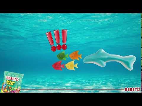 Büyük balık küçük balığı yer, Bebetocular ise hepsini ;) (Yumuşak Şeker)