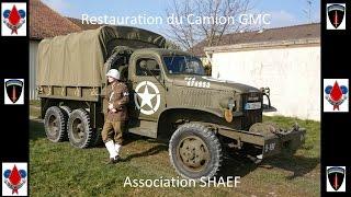 Restauration GMC premier démarrage, réglage moteur.