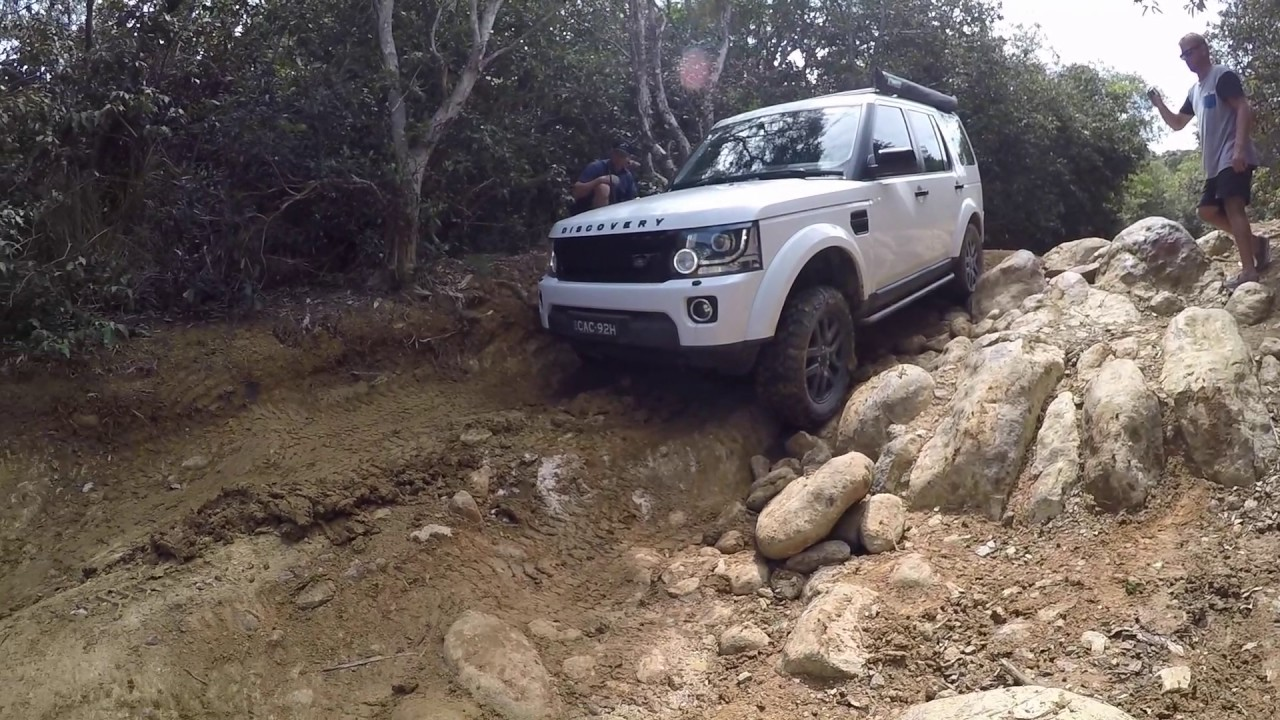 Mcbrides Beach Nsw Land Rover Discovery 4 Lr4 Off Road Very