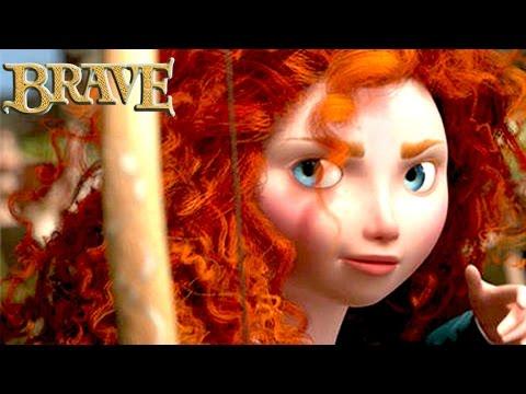 Brave Indomable Princesa Disney Merida Juego De La