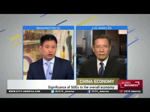 A look at China's state owned enterprises