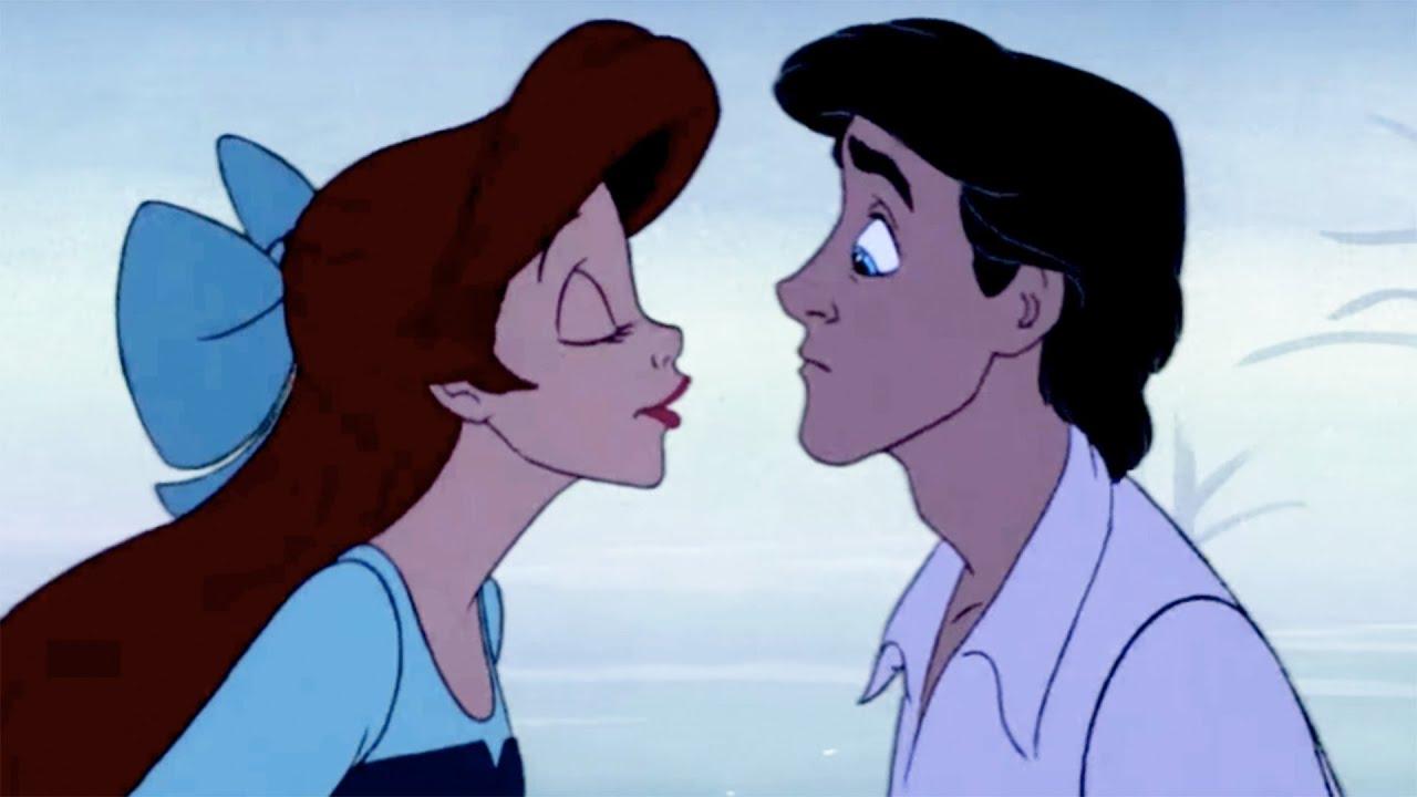 The Little Mermaid  Kiss The Girl  Lyric Video Disney