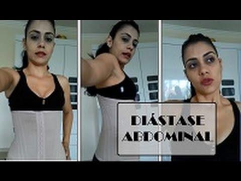 221627a2d Cinta modeladora para reduzir a diástase abdominal - YouTube