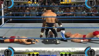 WWE Day of Reckoning 2 (NINTENDO GAMECUBE) Royal Rumble 30 Man