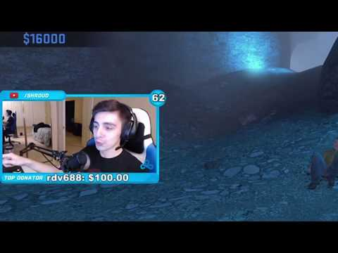Version 1 *OUTDATED* Shroud stream outro  - Frames of Mike