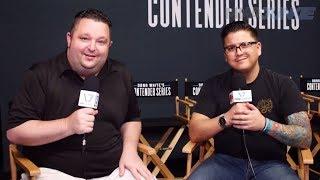 MMA Junkie presents Dana White's Contender Series 24 pre-show (Archive)