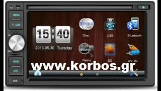 Digital IQ ΟΘΟΝΗ IQ-CR265GPS for Smart www.korbos.gr