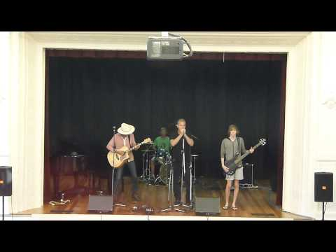 THE RIDE Aust Day Sandgate Town Hall - Crooked Picture
