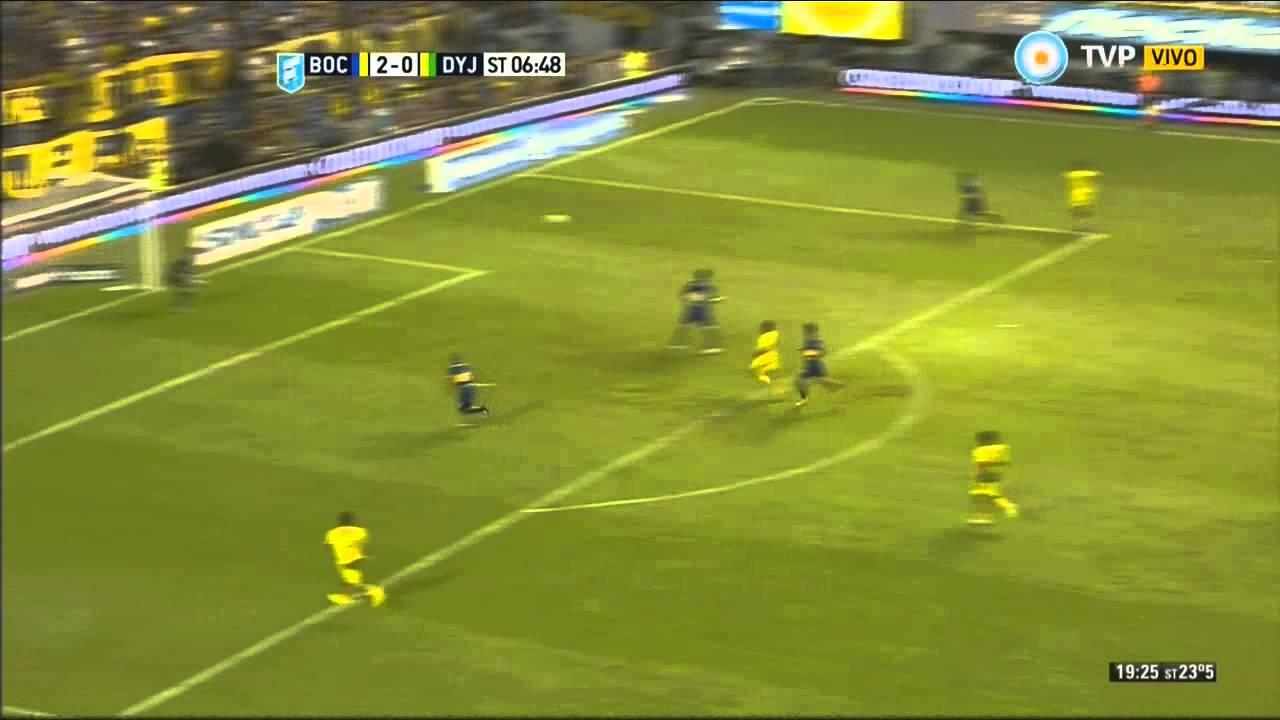 Boca Juniors 2 1 Defensa Y Justicia Fecha 5 Torneo