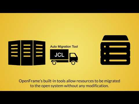 Introduction to OpenFrame –Next Generation Mainframe Modernization Solution