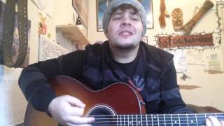 Little Mermaid - Under The Sea acoustic cover by David Collins