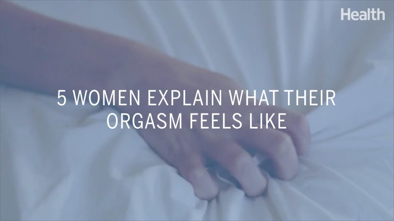That necessary. describing an orgasm right! seems