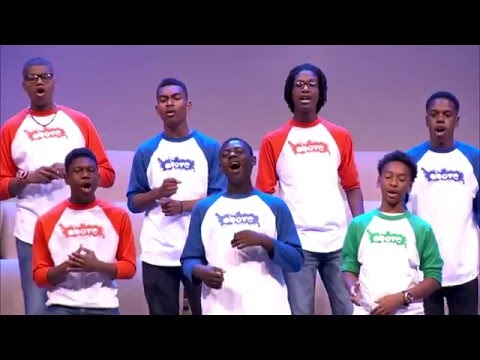 """How Excellent"" performed by the Youth Choir at Concord"