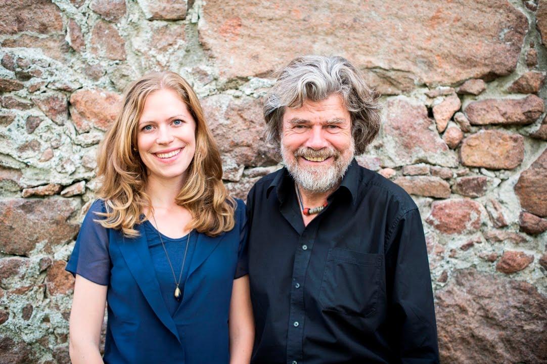 Reinhold Messner Freundin