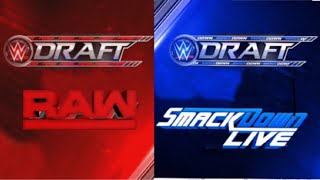 WWE Draft 2018
