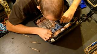 HP G7 Laptop Disassembly
