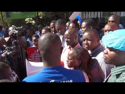 Dr Daisy Korir speech 3.2.17 after suspended suspended sentence
