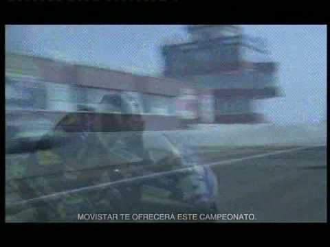 Moto GP Anuncio Telefonica Movistar