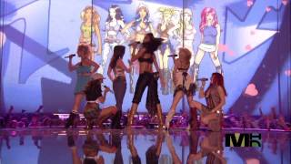 Pussycat Dolls Don't Cha Hd 1080p Live Mtv Ema 2005