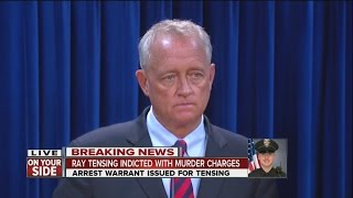 Ray Tensing, Samuel DuBose: Hamilton County Prosecutor Joe Deters discusses murder indictment