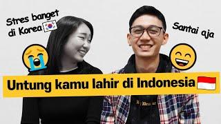 Download PERBEDAAN SISWA DI INDONESIA DAN KOREA | PULANG DARI SEKOLAH JAM 2 PAGI?!😱😱😱 #TOKTOK