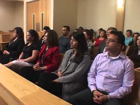 New Mexico Jury Orientation