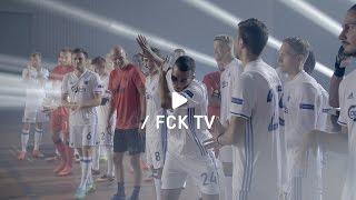Kom med til det store Champions League-photoshoot