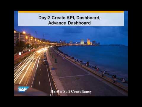 HANA Session DAY 2 how to create KPI,Dashboard,Adv Dashboard