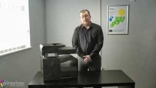 HP OfficeJet Pro X576dw Inkjet Multifunction Printer Review