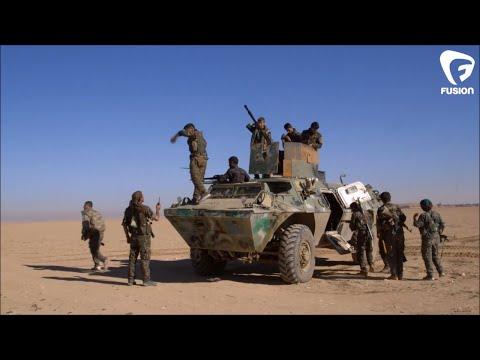 Basic Instinct: Meet the Westerners Hunting Down ISIS Jihadists in Syria Documentary HD