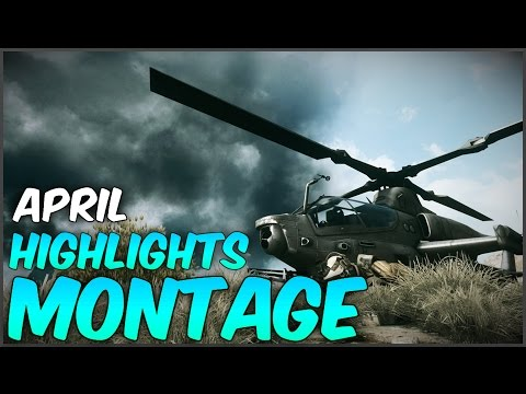 BATTLEFIELD 4 MONTAGE ►INSANE TOW & TV CLIPS! (RDFA APRIL HIGHLIGHTS)