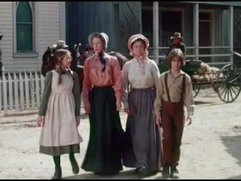 Season 5 Episode 2 As Long as We're Together Part 2  Little House on the Prairie