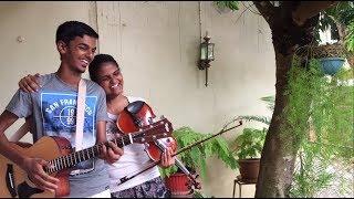 Hawayein and Despacito Mauritian Sega Style Violin Cover ft. Kushal Teeluck