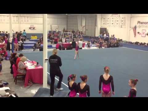 phenom gymnastics meet results