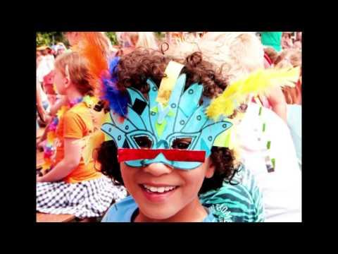De Klankenkaravaan Wereldsfeest
