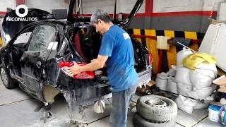 Reparación Reconstrucción Vehículo Peugeot Guayaquil