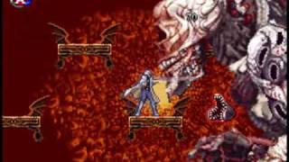 Castlevania: Dawn of Sorrow - Final Boss: Menace