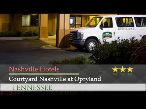 Courtyard Nashville at Opryland  Nashville Hotels, Tennessee