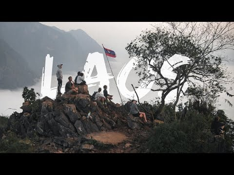 30 Days in Laos - Cinematic Travel Guide