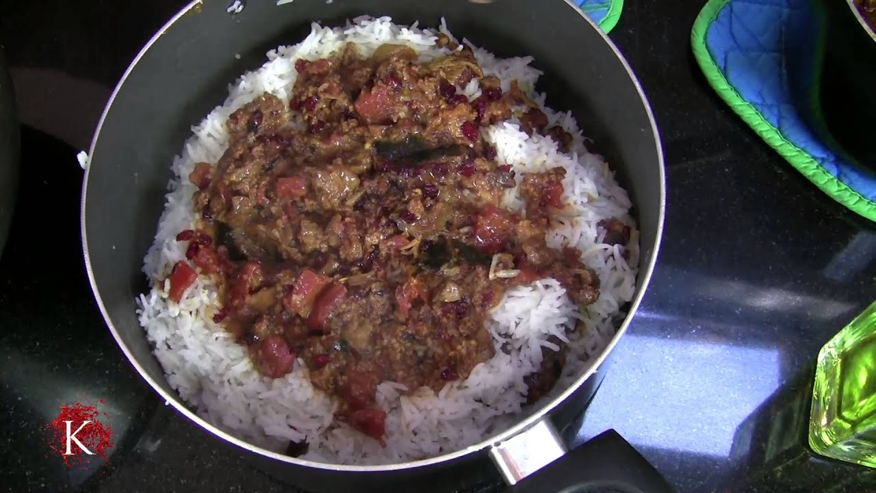 Shirazi polo persian food youtube forumfinder Images
