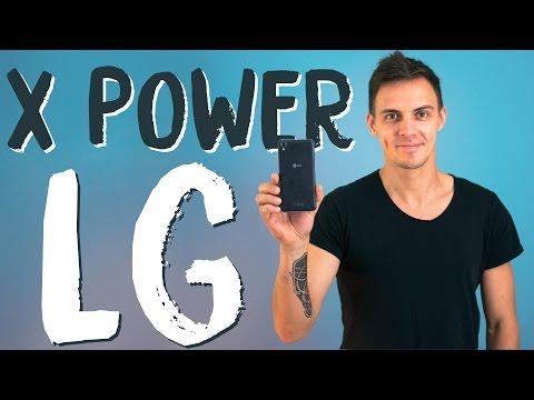 LG X Power: в два раза дольше