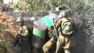 ابطال فلسطين 2016 على انغام محمد عساف انا دمي فلسطيني